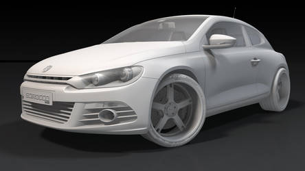 VW Scirocco WIP R1 by RJamp