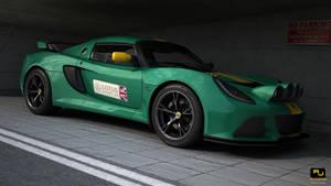 Lotus Exige racing2 by RJamp