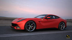 Ferrari F12 by RJamp