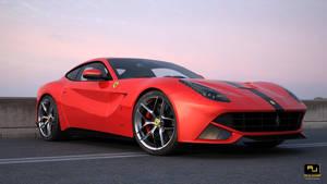 Ferrari F12 C by RJamp