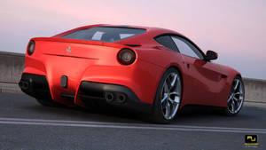 Ferrari F12 D by RJamp