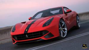 Ferrari F12 E by RJamp