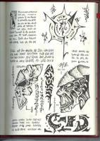 SpellBook by Azraiel