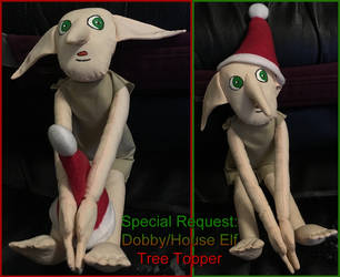 Dobby Tree Topper by IchibanVictory