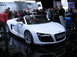 AIMS2010 - Audi R8 V10 Spyder by TricoloreOne77