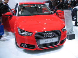 AIMS2010 - Audi A1 Ambition by TricoloreOne77