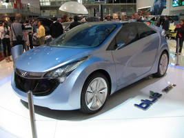 AIMS2010 - Hyundai Blue-Will Concept by TricoloreOne77