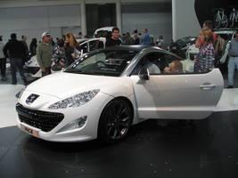 AIMS2010 - Peugeot RCZ by TricoloreOne77