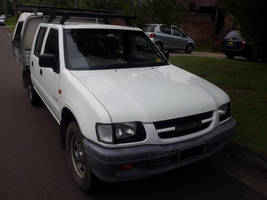 1999 Holden Rodeo by TricoloreOne77