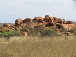 Devils Marbles - Collection 1 by TricoloreOne77