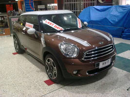 Showroom Mini Cooper Paceman by TricoloreOne77