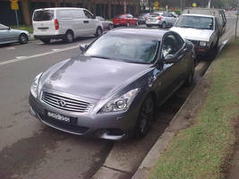 Infiniti G37 Sport by TricoloreOne77