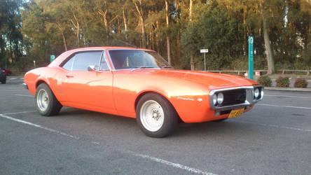 1967 Pontiac Firebird 400 by TricoloreOne77