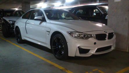 Pre-Sale BMW M4 by TricoloreOne77