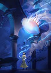 fishy magic by beagler9