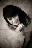 feby smile by diazuya
