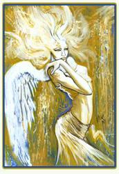 Angel 1 by Tsabo6