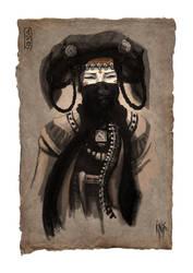 Mongol Princess by Tsabo6