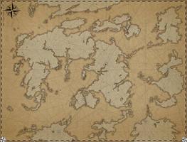 tFG World map - WIP by Tsabo6