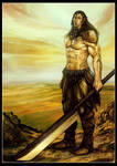 Braagi the Mageslayer by Tsabo6