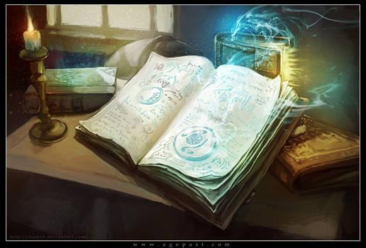 Spell Books by Tsabo6