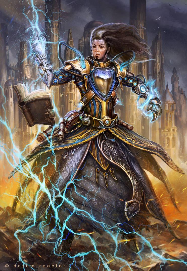 Wizard Avatar Advanced by Tsabo6