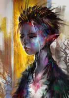 Flidlock girl by Tsabo6