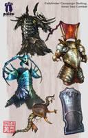Inner sea items by Tsabo6