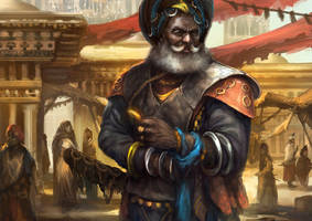 the Guildmaster by Tsabo6