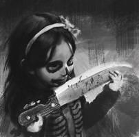 Girl by Tsabo6