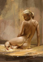 Golden study by Tsabo6