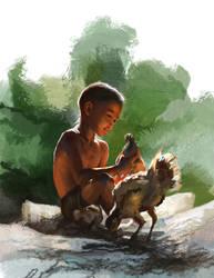 Kid 3   by Tsabo6