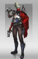 Kasatha character by Tsabo6