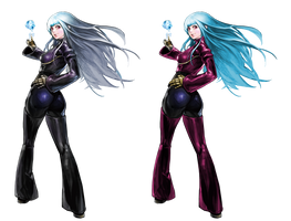Kula King of Fighters 2002UM by topdog4815