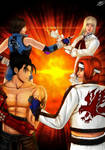 We Are Tekken - Burning Passion by twovader