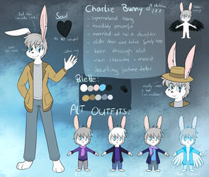 Another Charlie Ref 2018 CURRENT by ShinyRaupy