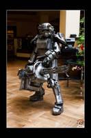 Fallout 3 - Brotherhood by Kuragiman