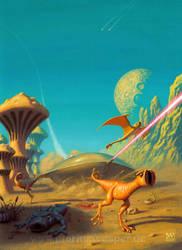 Invasion by Acrylicdreams