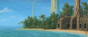 Giants by Acrylicdreams