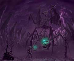 RIFT Death Colossus MV by Acrylicdreams