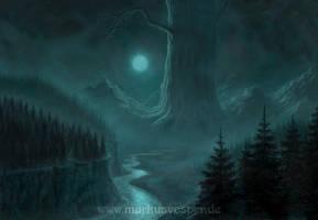 Yggdrasil by Acrylicdreams