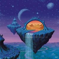 Cosmic Gate by Acrylicdreams