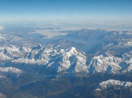 Above the Alps by Acrylicdreams