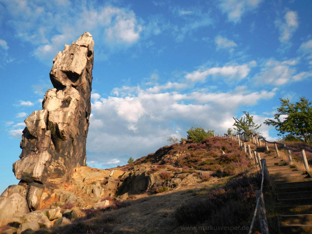 Teufelsmauer by Acrylicdreams