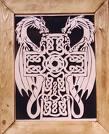 dragon cross by Miochi-San