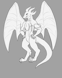 DragonDesign(WIP) by CoolLoser15