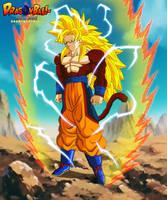 DBNA ssj5 Son Goku by bejita135