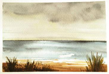 South-beach by darrenw67