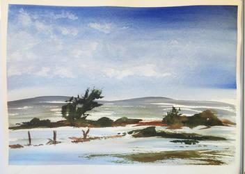 Snow-plain by darrenw67