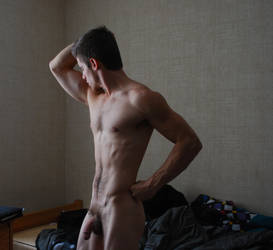 Male Form 3 by Setzireal